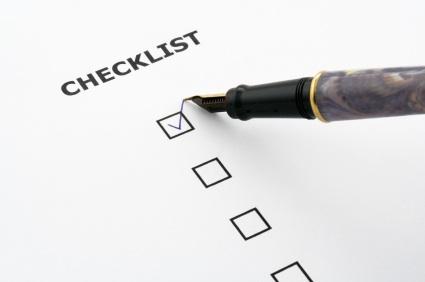 tax year end checklist 2014