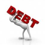 uk debt problem