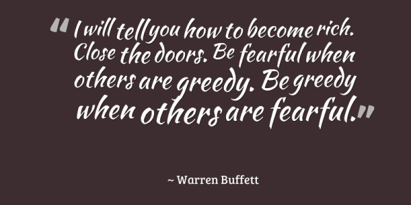 buffet quote