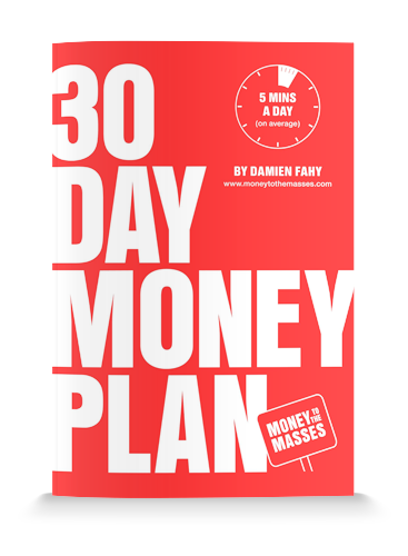 30 Day Money Plan eBook