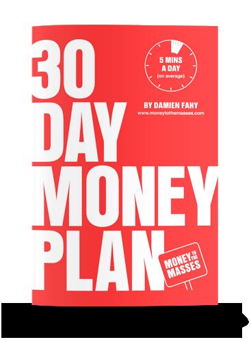 30 Day Money Plan eBook