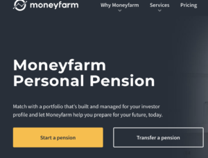 Moneyfarm pension review