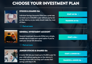 Legal and general junior isa investment options