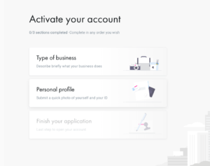 Opening a revolut business account
