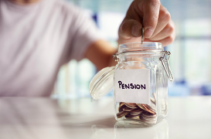 what is the best way to combine my pensions