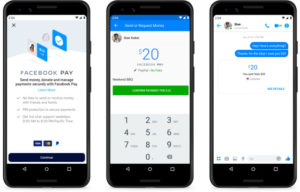 Facebook announces the launch of Facebook pay