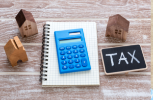inheritance tax in property