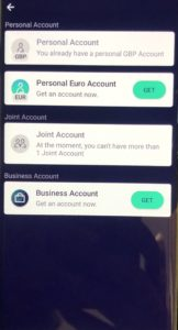 opening a starling business bank account