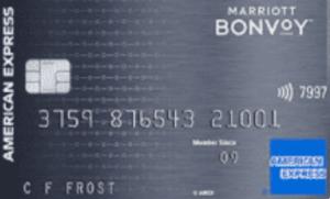 Marriott Bonvoy credit card review