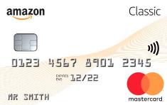 Amazon Classic credit card