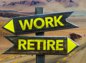 Can I take money from my pension at 55 and still work?