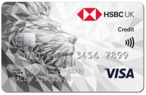 HSBC balance transfer credit card