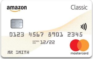 Amazon credit card