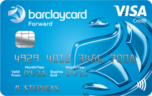 Barclaycard forward credit card