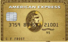 American Express Preferred Rewards credit card