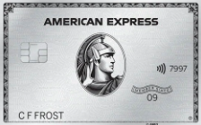 The American Express Platinum Credit Card