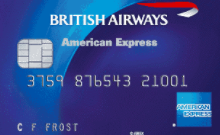 British Airways American Express Premium Plus