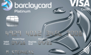 Barclaycard Platinum credit card review