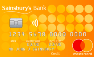 Sainsbury's Dual Offer credit card review