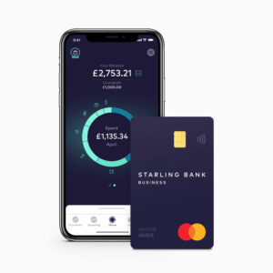 Starling Business App and Card