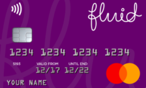 Fluid credit card review