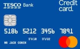 Tesco Foundation credit card review
