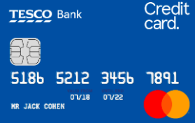 Tesco Balance Transfer card review