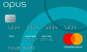 Opus credit card review