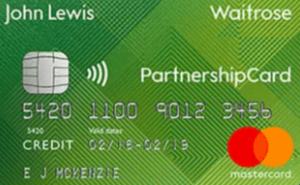 John Lewis Partnership card review