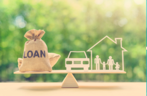 What is the difference between a secured and unsecured loan