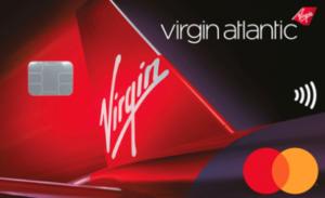 Virgin Atlantic Reward card
