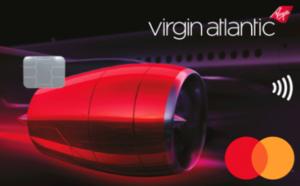 Virgin Atlantic Reward Plus card