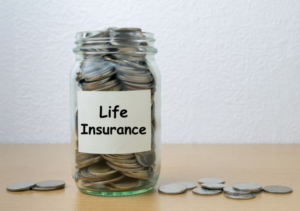 How much life insurance can I get for £10 per month?