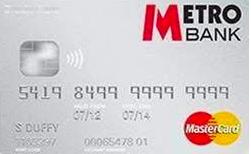 Metro Bank Business credit card