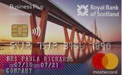 RBS Business Plus credit card