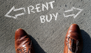 Renting now cheaper than buying: How to make the leap
