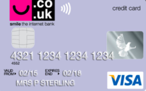 Smile Classic credit card