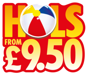 Sun Holidays From £9.50