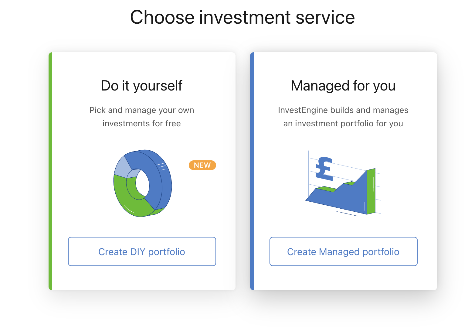 InvestEngine investment options