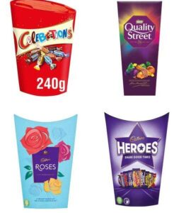 Chocolate Deal For £1.25 each