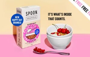 Free Pack Of Spoon Granola