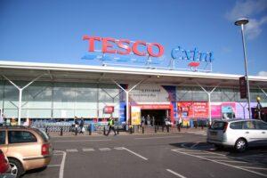 Tesco Shop