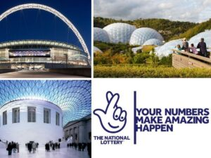 Lottery Free Attractions Promo